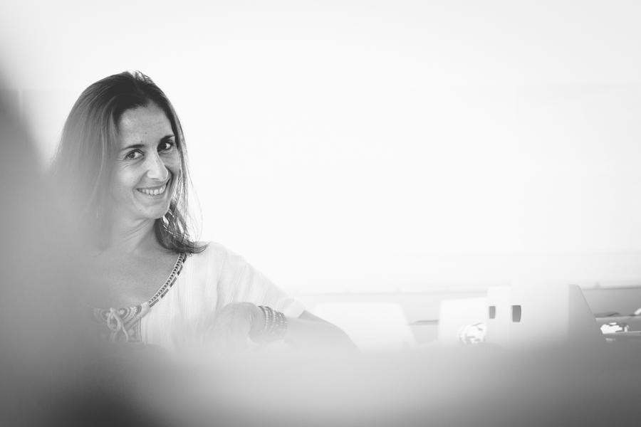 Portrait femme photographe Hossegor -7